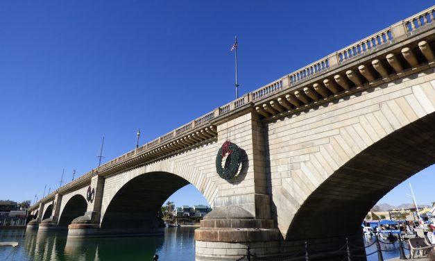 Lake Havasu and London Bridge