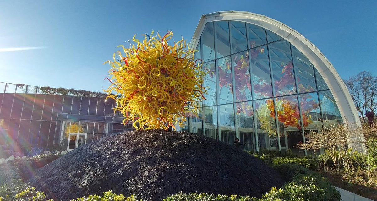 Chihuly garden and glass rv365life for Chihuly garden and glass hours